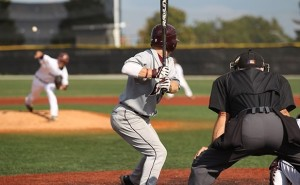 Kenny Hostrander went 2 for 3 with 2 RBIs on Wednesday to help EKU beat Marshall 4-1.