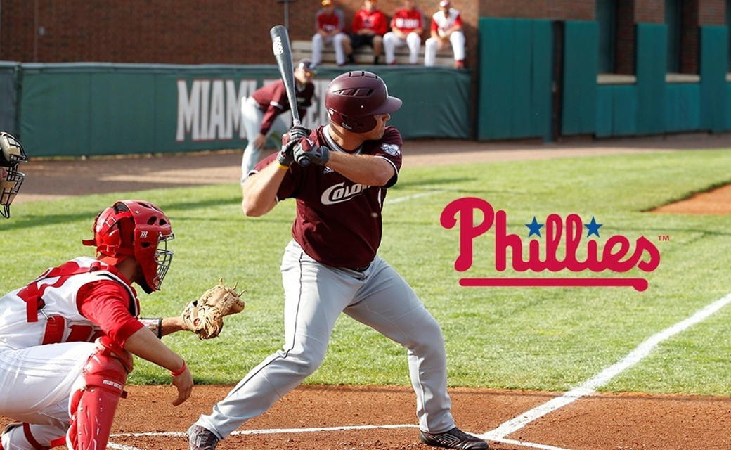 Kyle Nowlin Drafted By The Philadelphia Phillies