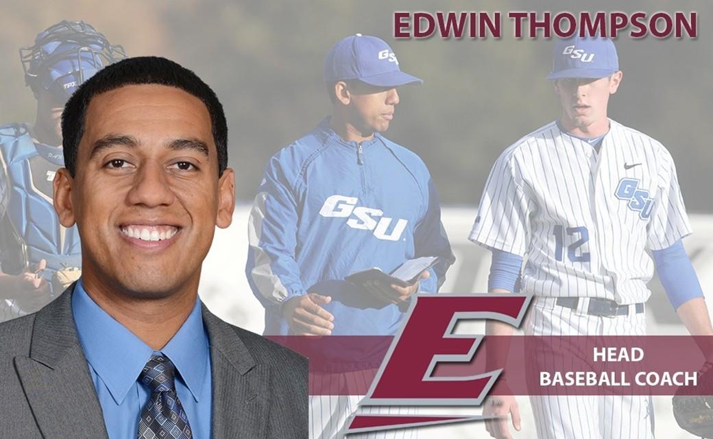 Edwin Thompson To Lead EKU Baseball Program
