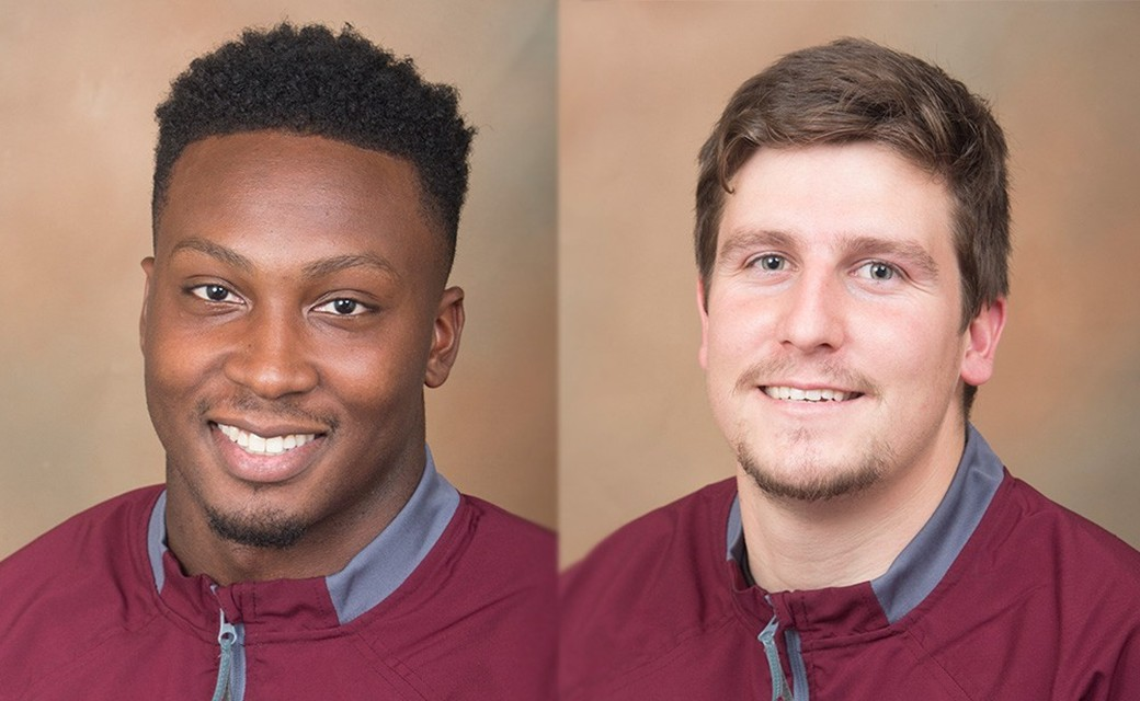 Spence & Wrzuszczak Honored By OVC
