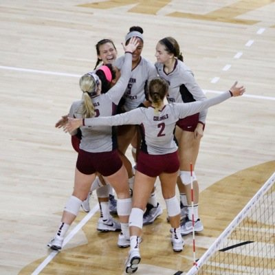 Volleyball Ready for Test on Road after Sweeping on Homecoming Weekend