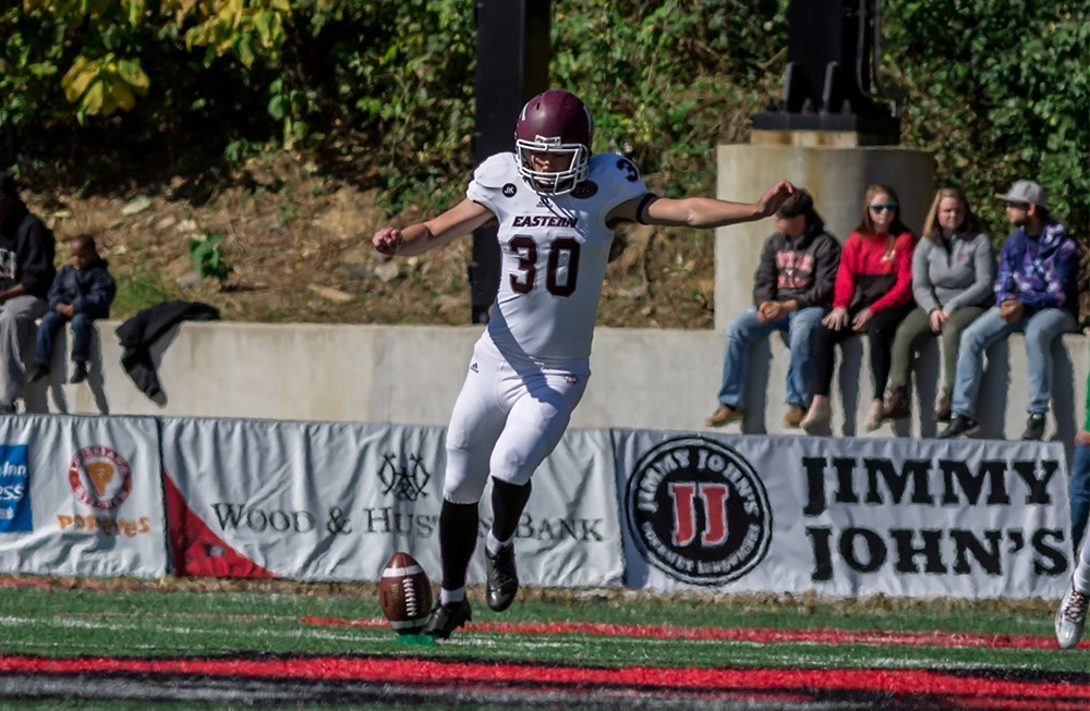 Deighton To Play In FCS National Bowl This Weekend