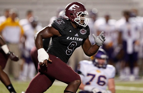 EKU's Noah Spence To Enter NFL Draft