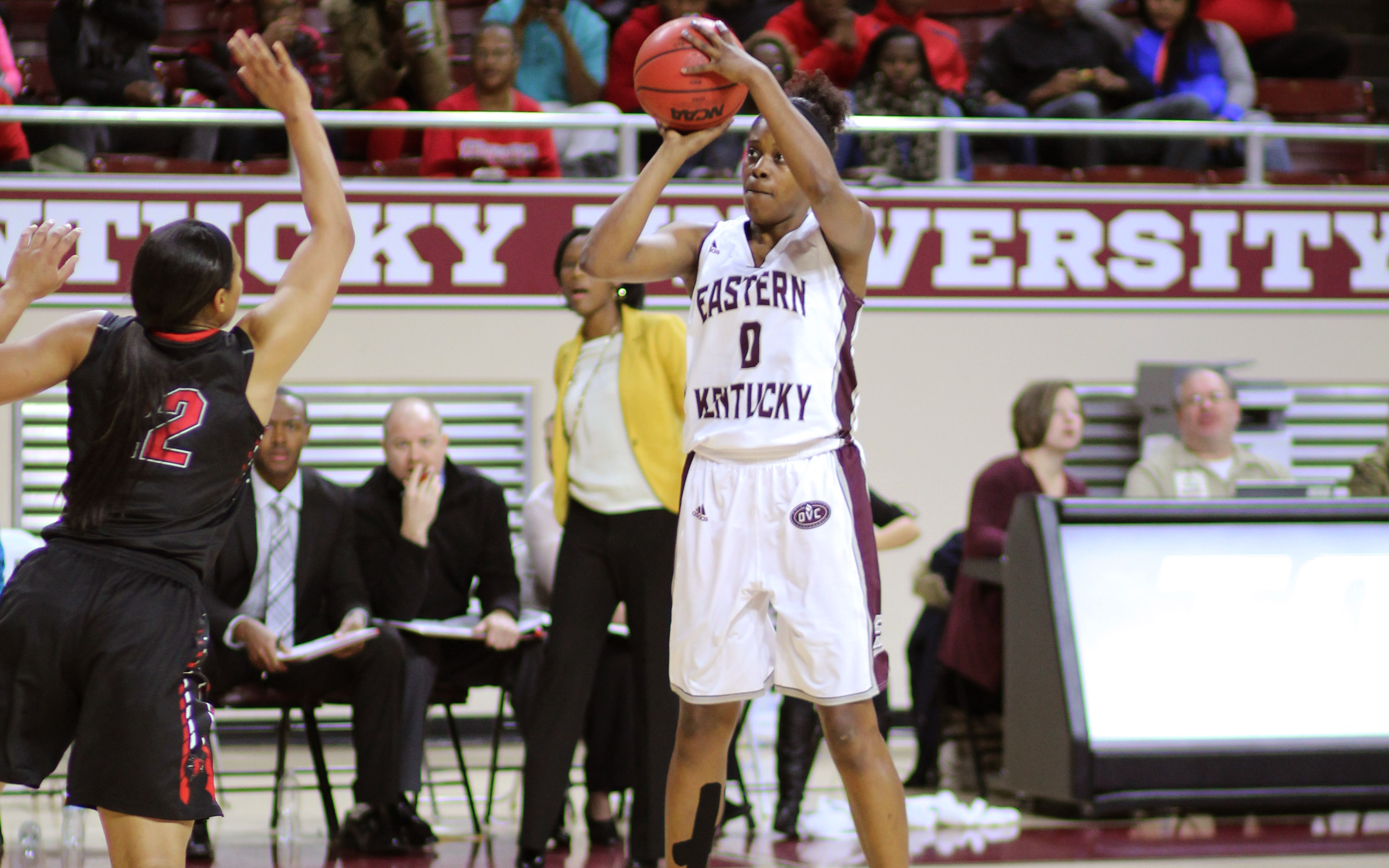 O'Bannon Garners OVC Newcomer for Fifth Time