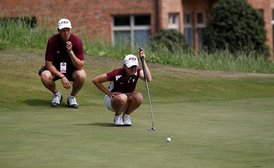 EKU women's golf wins 3rd title In four years