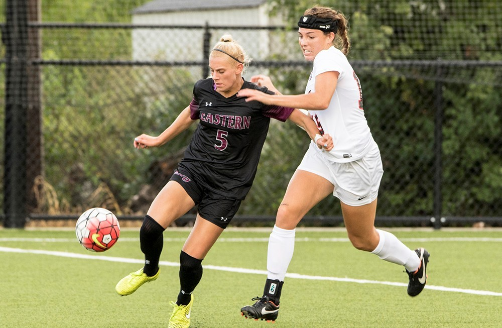 Eastern Kentucky Falls to Xavier 2-0