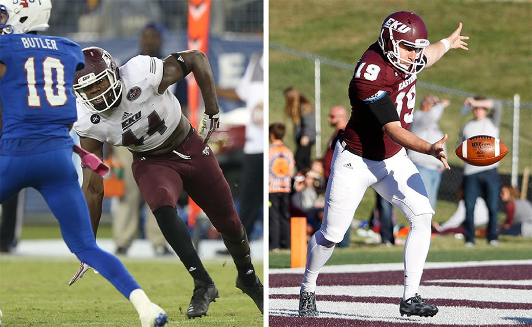 Two Colonels picked Preseason All-OVC; Colonels picked to finish 5th