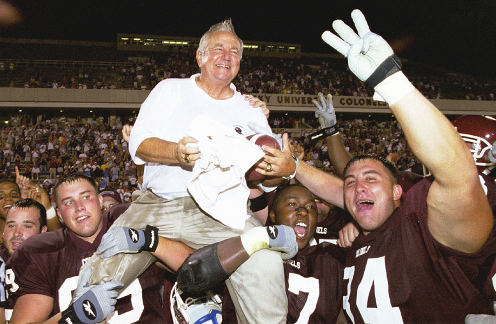 EKU To Unveil Roy Kidd Statue On Sept. 23
