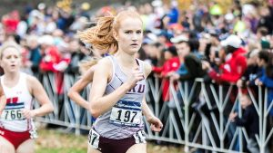 EKU women's cross country