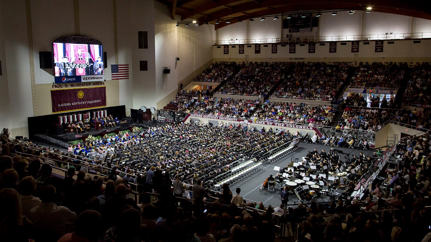 EKU Student-Athletes Continue To Post Strong Graduation Rates