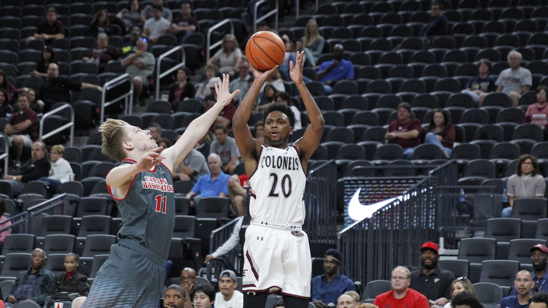 Men's Basketball Fall to Eastern Washington in Las Vegas