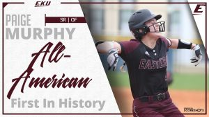 Murphy Named First All-American