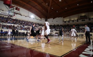 Colonels to face six teams that made the Big Dance last season