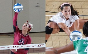 Two Colonels Earn OVC Honors