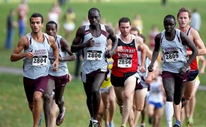 EKU Men's Cross Country Wins First-Ever NCAA Southeast Region Title