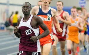 Maritim Voted OVC Male Track and Field Freshman of the Year