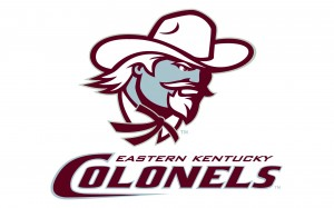 Eastern Kentucky Captures 2013-14 OVC Commissioner's Cup