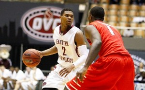 Eastern Kentucky Will Challenge The Wildcats
