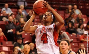 Lady Colonels Add Arkansas State Transfer Jalen O'Bannon