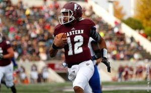 McClain Earns a Spot on 2014 CFPA Quarterback Watch List