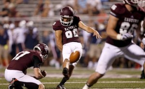 Lloyd Earns a Spot on 2014 CFPA Placekicker Award Watch List