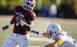 Colonels Run Past Morehead State, 55-13