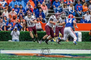Florida Downs EKU Football in Regular Season Finale, 52-3