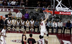 Stutz Perfect Shooting Leads EKU Rout Of Clermont