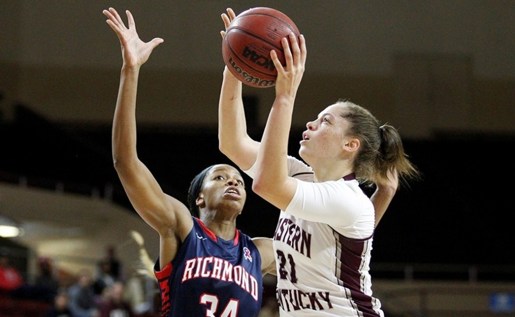 EKU Falls to Richmond in Non-Conference Finale, 70-56