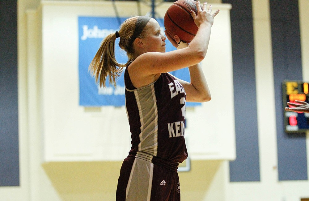Shooting Woes Plague Colonels in Loss at East Tennessee State