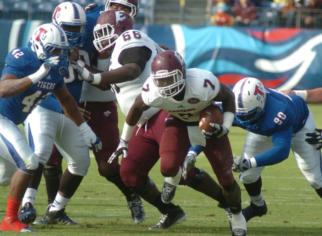 Eastern Kentucky University Announces 2015 Football Schedule