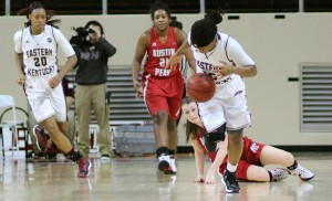 Women's Basketball Looks to Get Back on Track at Murray State and Tennessee Tech