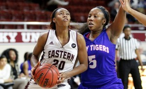 Second Half Comeback Bid Comes Up Short For EKU in Loss to TSU