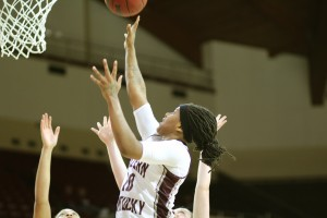 Shameekia Murray Voted OVC Co-Newcomer of the Week
