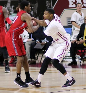 Colonels one win away from No. 2 seed