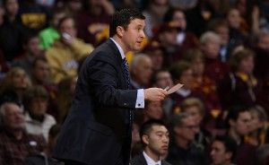 Dan McHale Chosen To Lead Men's Basketball