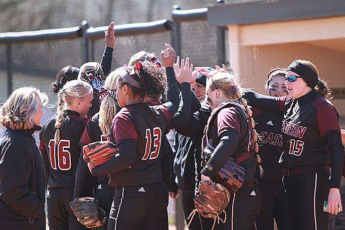 EKU Softball Picked To Win OVC Championship In 2019