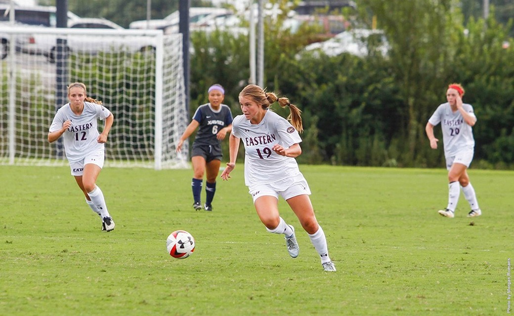 EKU Soccer Makes it 5 Straight vs Chattanooga