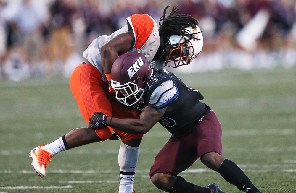 Defense powers Colonels to 55-14 win over Pikeville ...