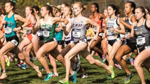 EKU Women Cross Country