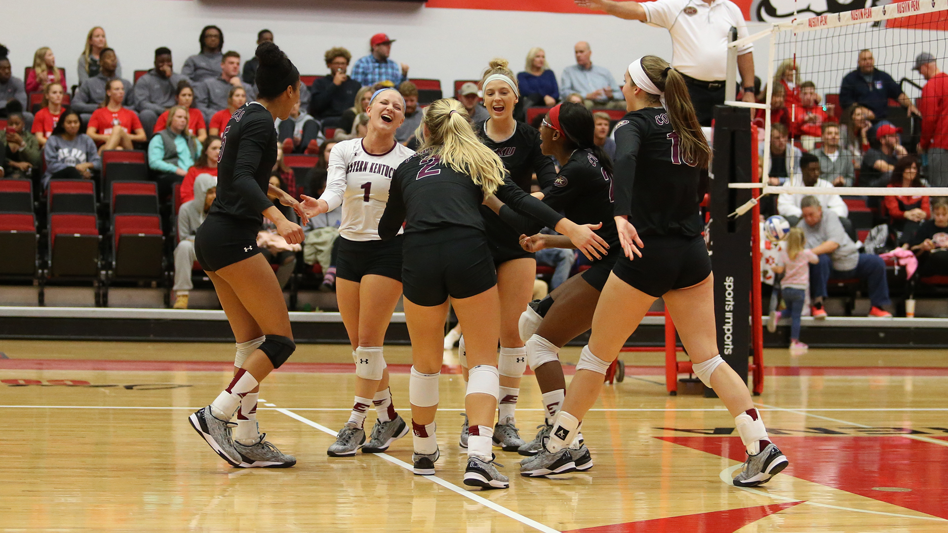 Colonel Volleyball tabbed fourth in OVC; Rojas, Knutson Voted To 2018 Preseason All-OVC Team