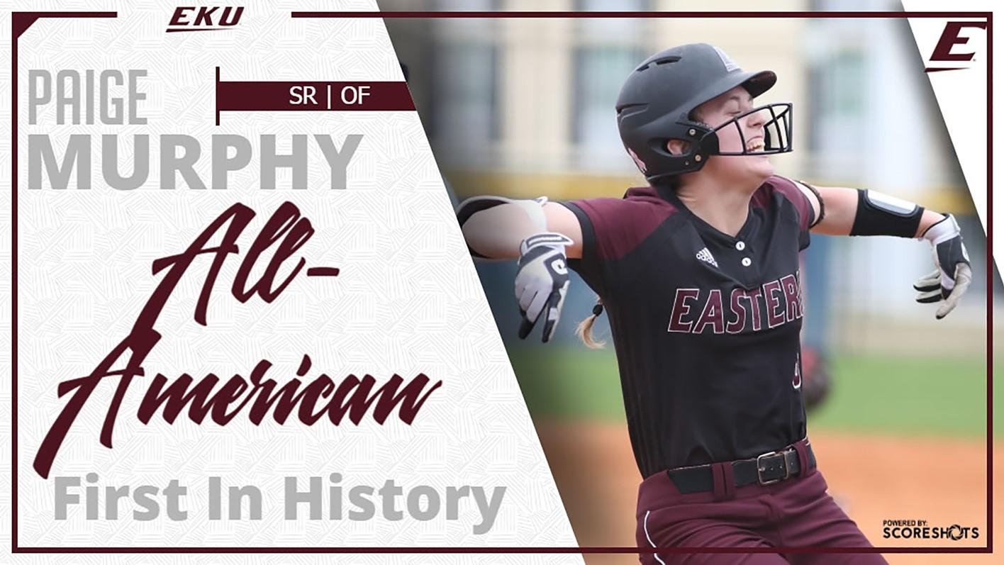 Murphy Named First All-American In Program History