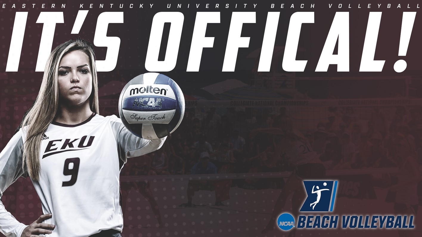Eastern Kentucky Adds Beach Volleyball, Names Fouch Interim Head Coach