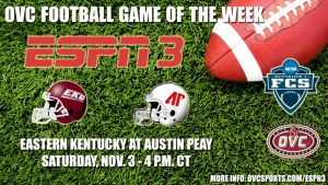 OVC Game of the Week