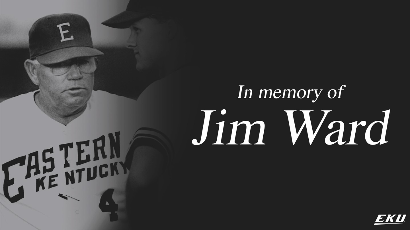 Colonels Mourns The Passing Of Longtime Baseball Coach Jim Ward