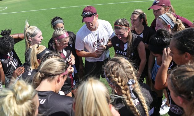 Nick Flohre Stepping Down as EKU Soccer Head Coach