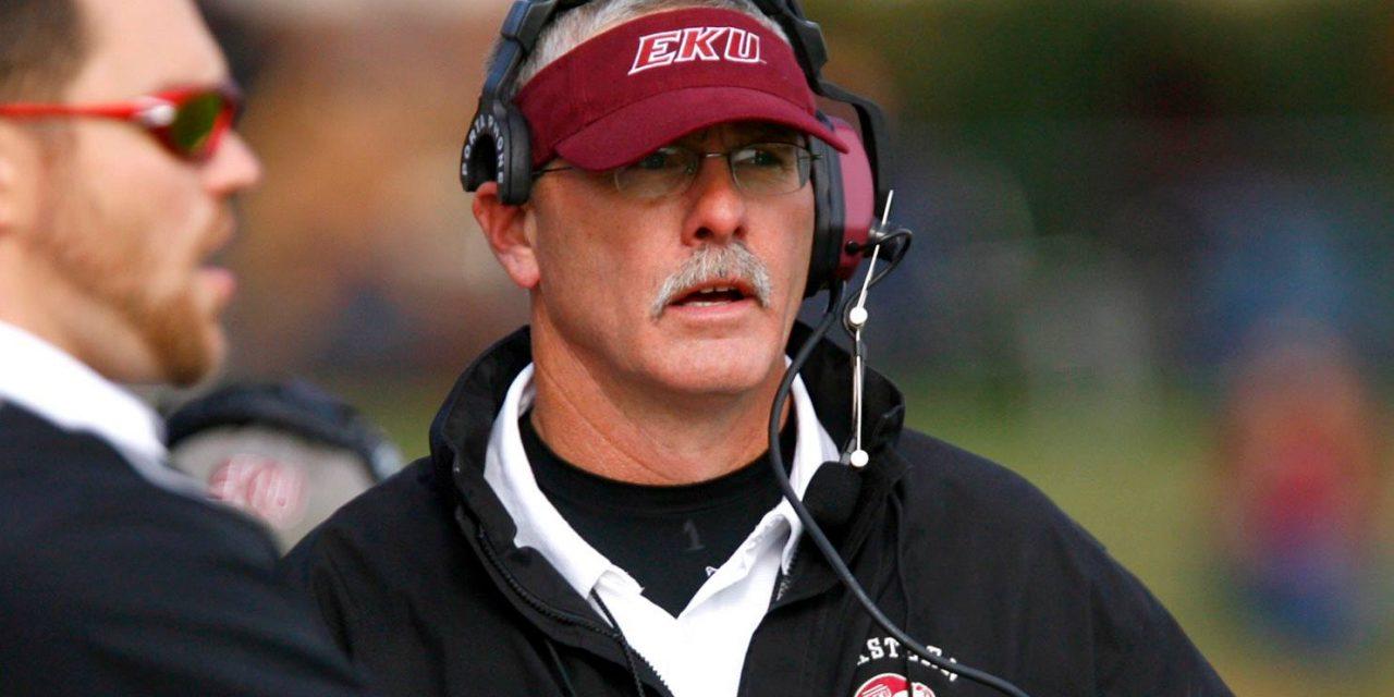 Former Head Coach Danny Hope Returns To EKU As Offensive Line Coach