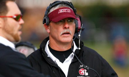 Former Head Coach Danny Hope Returns To EKU As Offensive Line Coach