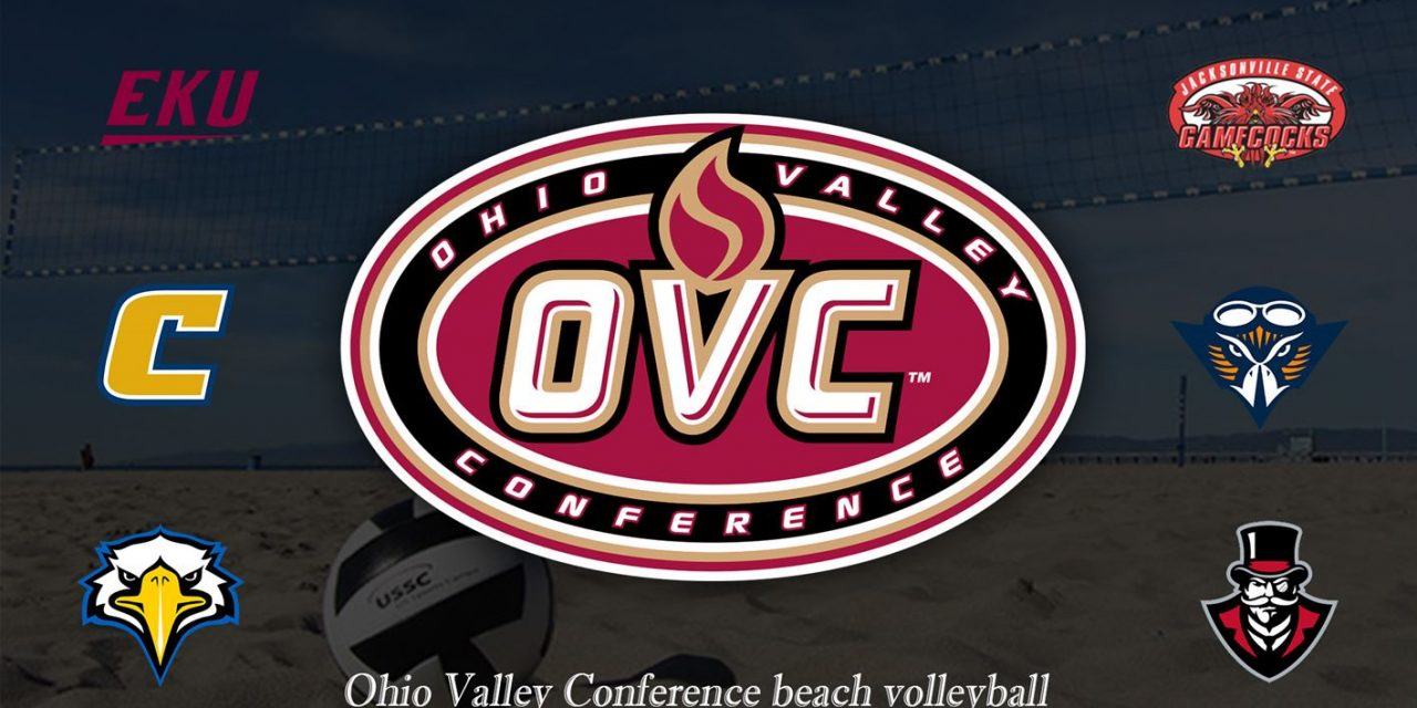 OVC Adds Beach Volleyball As A Championship Sport