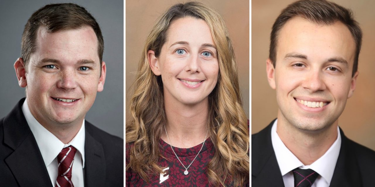 EKU Athletics Announces Staff Changes